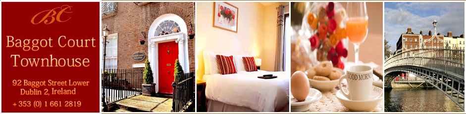 Baggot Court - B&B Dublin